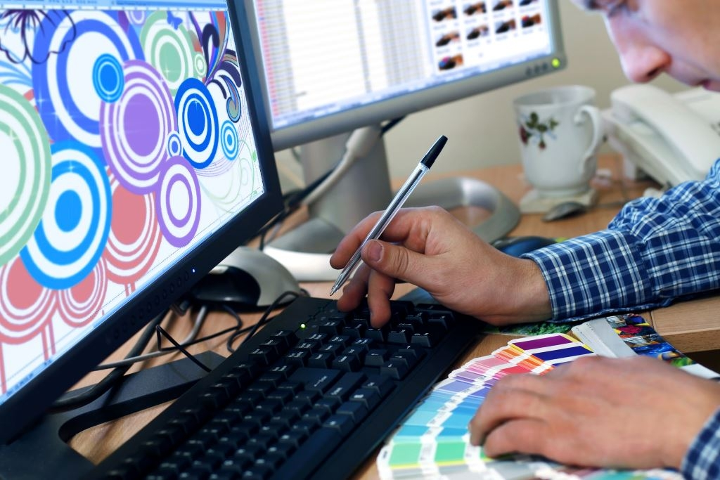 Компьютерные технологии дизайна